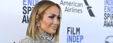 The hair bob, Jennifer Lopez on the Independent Spirit Awards, which, quite simply, we love