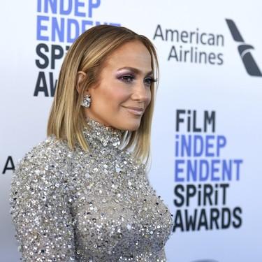 El corte de pelo bob de Jennifer Lopez en los Independent Spirit Awards que, simplemente, vamos a amar
