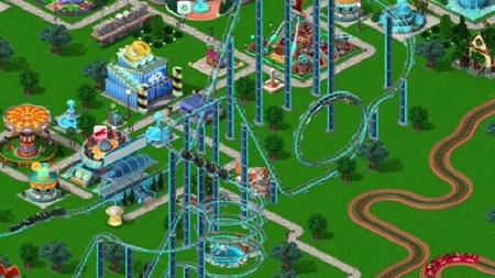 RollerCoaster Tycoon World llega a PC en 2015