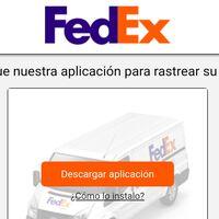 """""""FedEx: Tu envio esta por llegar, rastrealo aqui"""": así es la nueva estafa SMS que se hace con nuestros datos en Android"""