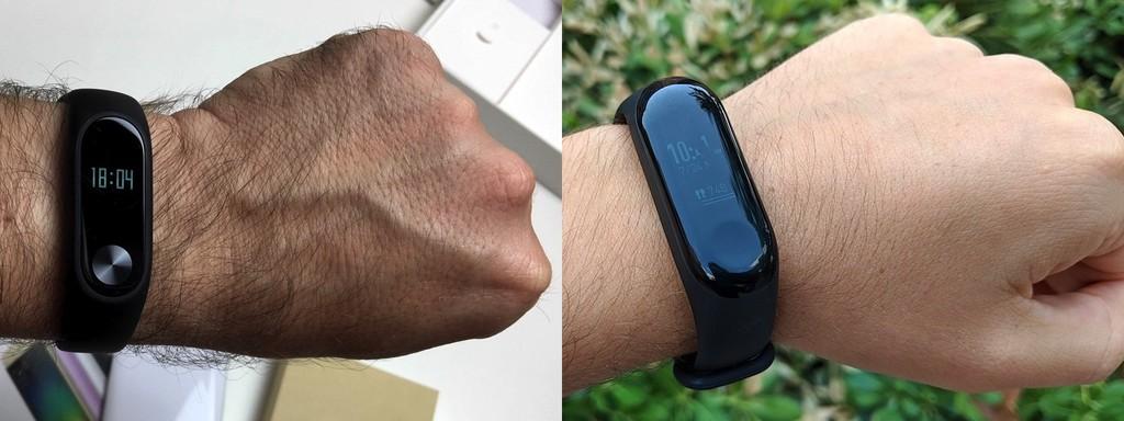 Mi Band 3 vs. Mi Band 2: en qué se parecen y en qué se diferencian las pulseras de actividad de Xiaomi