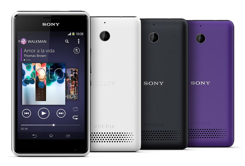 Foto de Sony Xperia E1 (5/10)