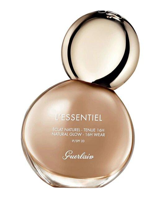 Base de Maquillaje L'Essentiel Luminosidad Natural duración 16 h FPS20 Guerlain