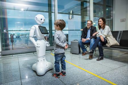 Robot Aeropuerto