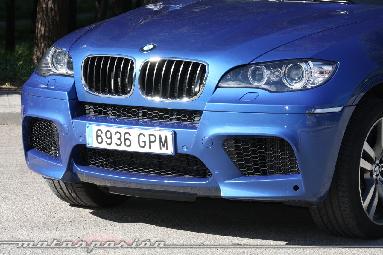 Foto de BMW X6 M (prueba) (38/41)