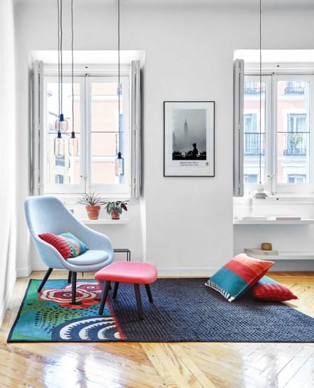 Rustic Chic, la nueva colección de alfombras de Sandra Figuerola para GAN que te va a enamorar