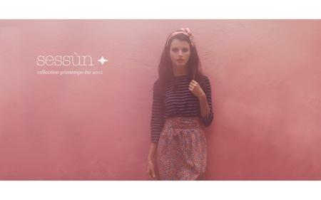 Sessùn Primavera-Verano 2012: chica parisina 100%