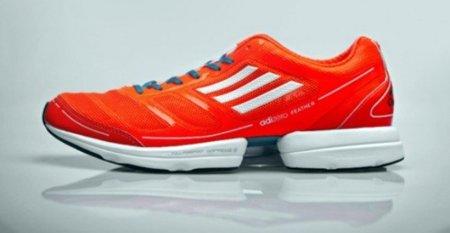 Adidas Adizero Feather, belleza para los pies más veloces