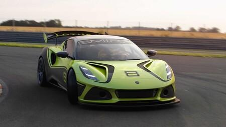 Lotus Emira Gt46