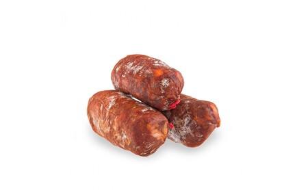 Chorizo Iberico De La Alberca Picante 3uds