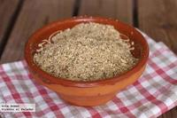 Dukkah. Una versátil mezcla de frutos secos y especias llegada de Egipto.