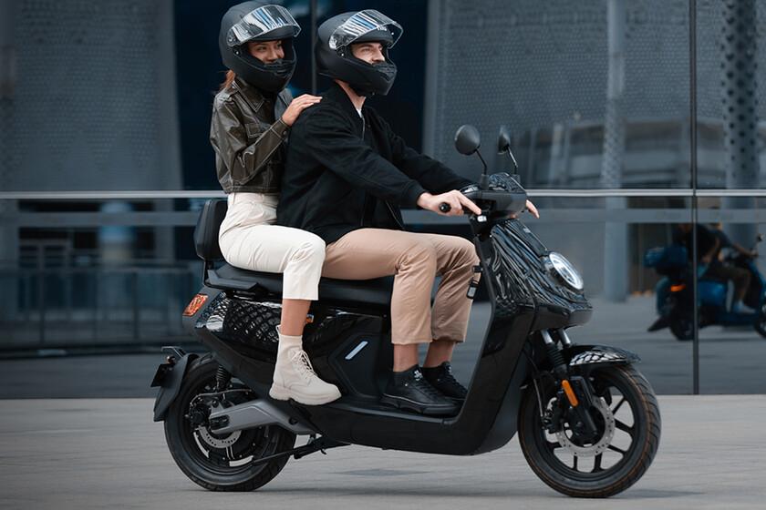 El nuevo scooter eléctrico NIU MQI GT con hasta 90 km de autonomía se puede reservar en enero por 3.000 euros