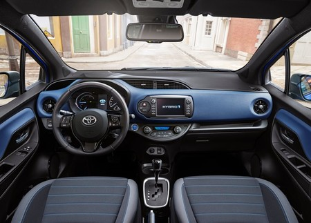 Toyota Yaris 2017 9