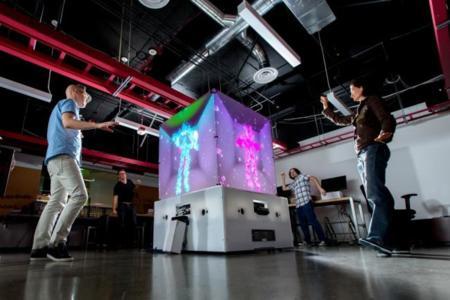 Cube nos muestra que Microsoft apuesta por Kinect para crear experiencias artísticas