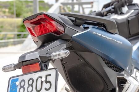Honda Forza 750 2021 Prueba 015