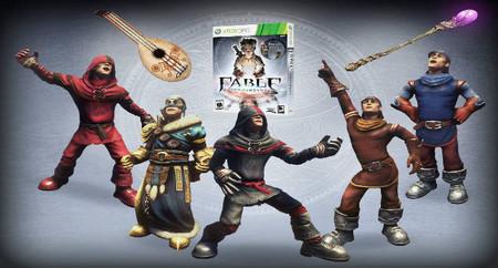 Fable Anniversary llegará a principios de 2014 para Xbox 360