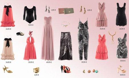 349d1b6108 Vestidos de fiesta H M Primavera 2011  guapa por poco dinero