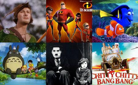 Algunas de las mejores películas infantiles para ver en familia