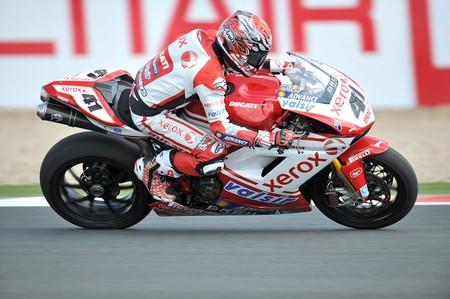Noriyuki Haga Ducati 2009