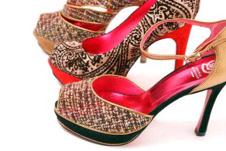 Úrsula Mascaró Otoño-Invierno 2012/2013: ¡enamorada de este calzado!