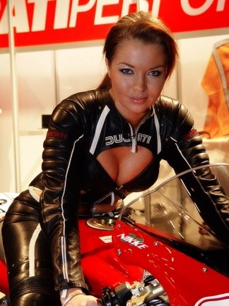 Mono Ducati para verano