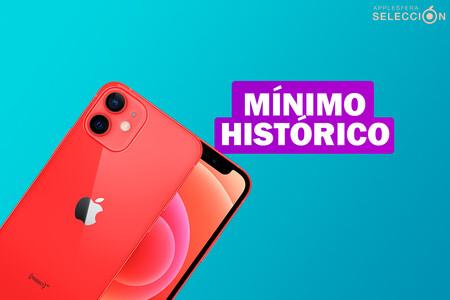 El equilibrado y potente iPhone 12 alcanza su precio mínimo histórico en Amazon, por 759,99 euros