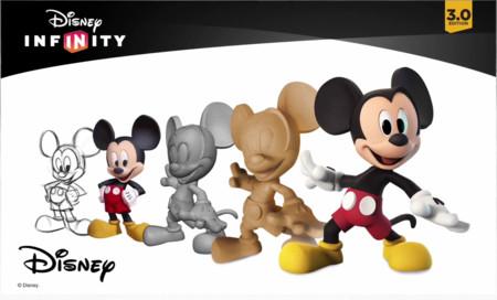 Del boceto a la peana: así se hacen las figuras de Disney Infinity