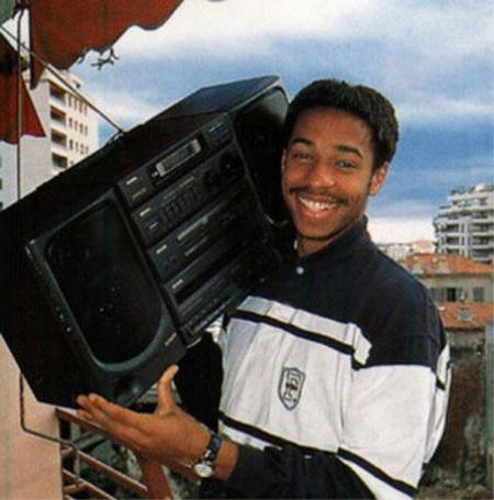 Thierry Henry ipod