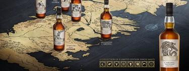 Diageo y HBO presentan una serie limitada de whisky inspirada en Juego de Tronos