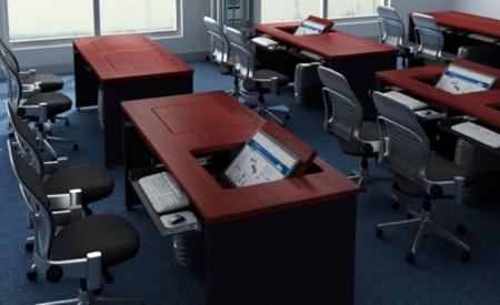 Revolution Desk, mantén tu mesa despejada
