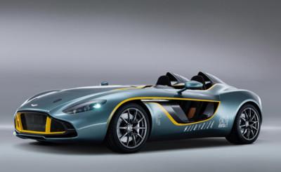 Aston Martin cumple cien años y lo celebra con su deportivo CC100 Speedster Concept