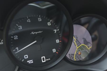 Porsche Boxster Spyder Toma Contacto 20