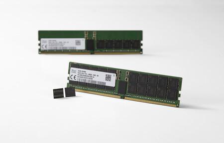 """SK hynix lanza la """"primera RAM DDR5 del mundo"""" y promete una velocidad de transferencia de hasta 5.600 Mbps"""