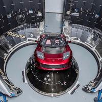 Sí, realmente Elon Musk va a enviar su Tesla Roadster al espacio