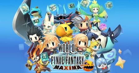 Todas las novedades de World of Final Fantasy Maxima al detalle en un nuevo tráiler [TGS 2018]