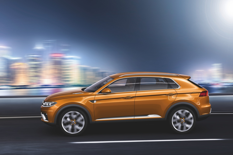 Foto de Volkswagen CrossBlue Coupe Concept (18/25)