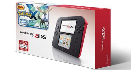 Habrá bundles de Nintendo 2DS de Pokémon X & Y