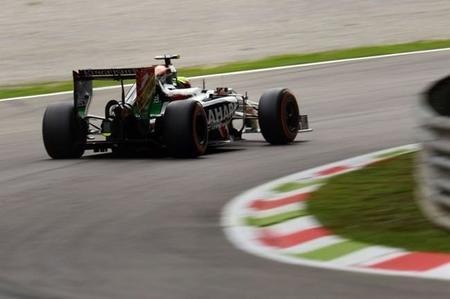 Sergio Pérez Vs Jenson Button... para levantarnos del asiento