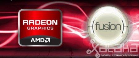 AMD Radeon Fusion logos