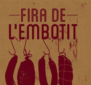 Feria del embutido en Olot de Girona