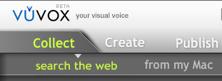 Vuvox, otra herramienta online para la creación de presentaciones dinámicas