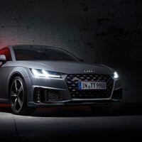 Audi TT Quantum Grey Edition, una edición que sólo se puede comprar en línea y con la que empieza la despedida