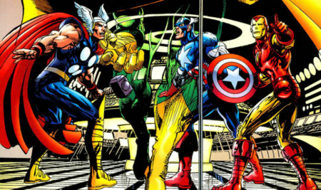 Vengadores Comic 2