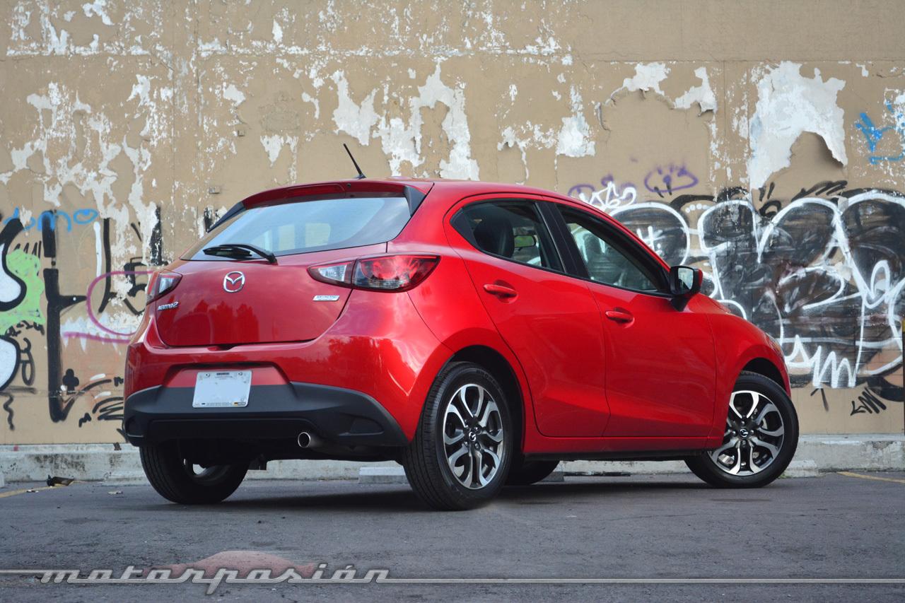 Mazda2 (Prueba)