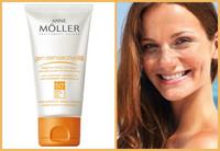 La BB cream solar de Anne Möller para pieles reactivas, pecas y rojeces protegidas