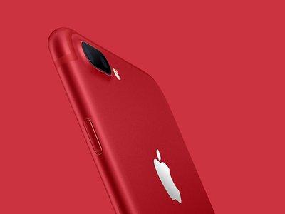 Ya está en preventa en Colombia el iPhone 7 Rojo, edición especial