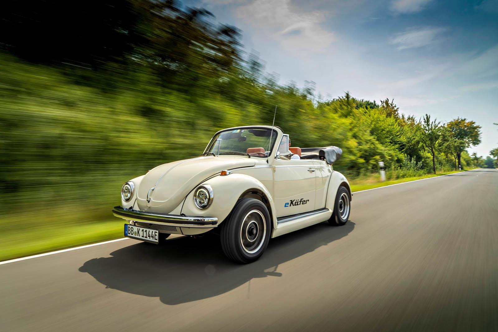 Foto de Volkswagen e-Beetle (1/19)