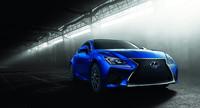 Lexus RC F Sport y RC GT3 Concept, para Ginebra