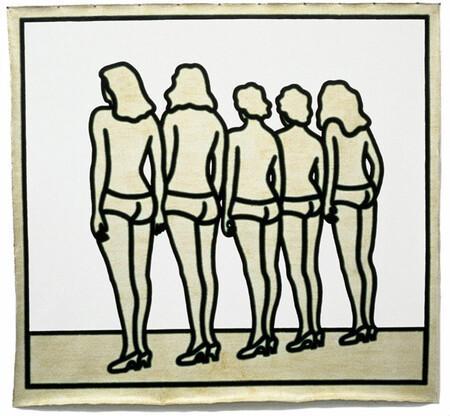 Madrid acoge la mayor exposición de Ida Applebroog, la artista que dibujó su vulva más de 100 veces para conocerse