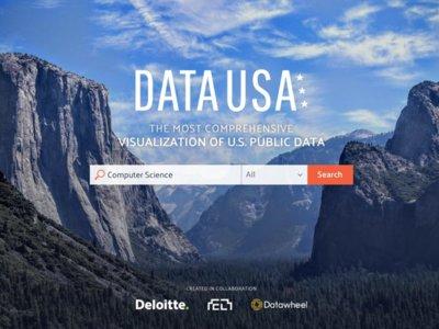 Esta es la impresionante herramienta de visualización del MIT para Open Data